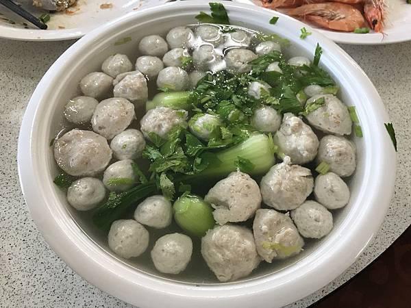 魚丸肉片湯