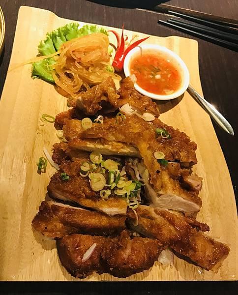 泰北檸香炸雞480