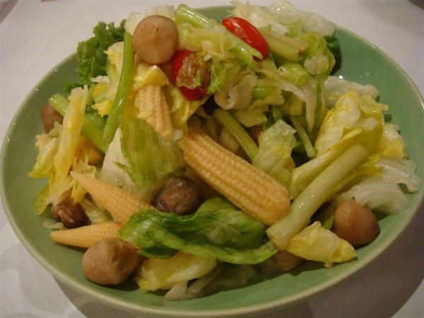 涼拌蔬菜(素)