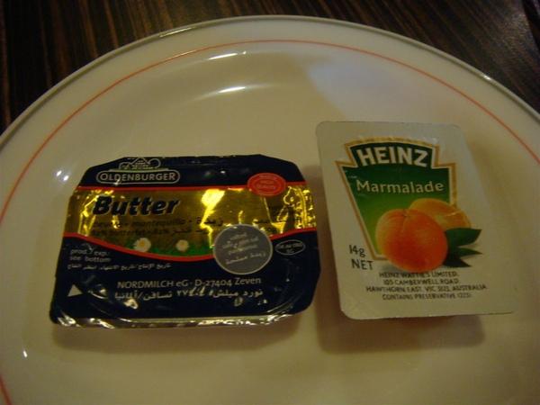 奶油&果醬