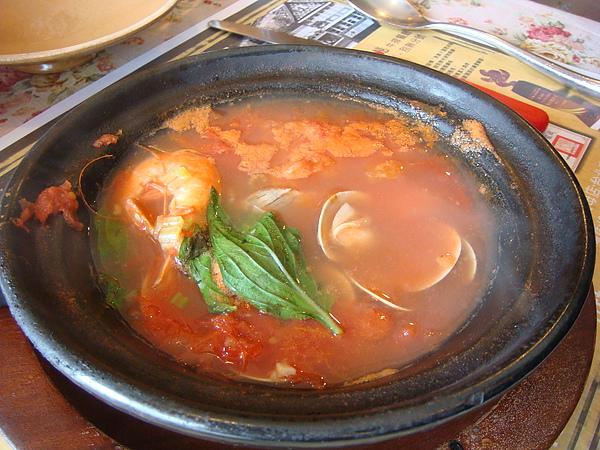 義大利海鮮湯