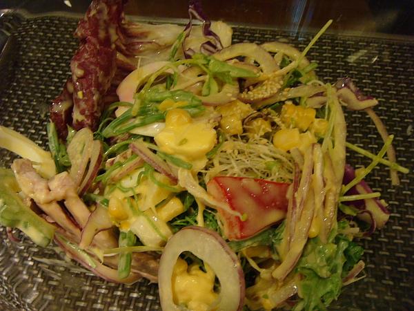印度芒果醬沙拉