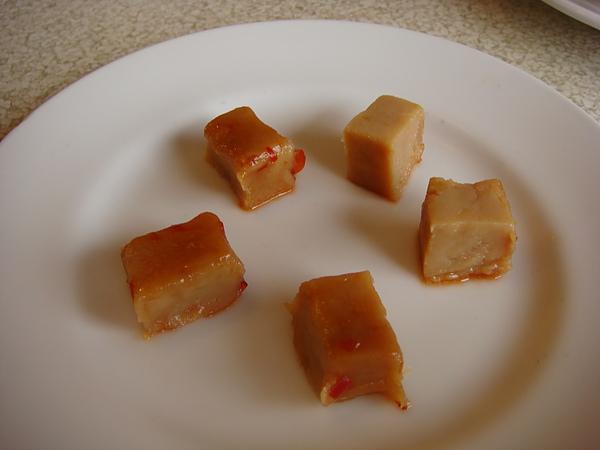 自製豆腐乳