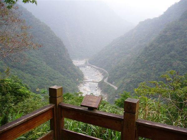 太魯閣國家公園  布洛灣