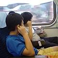 回彰化的火車上.JPG