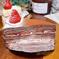 草莓巧克力千層.JPG