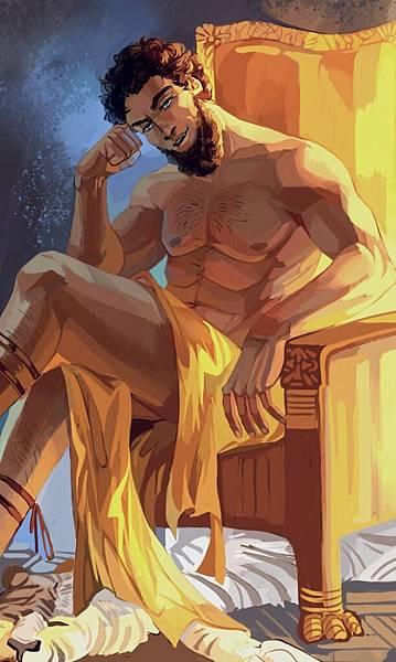 康莫德斯 Commodus