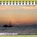 偶爾會有帆船駛過夕陽下.jpg