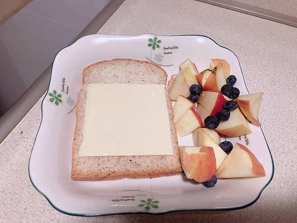 水果健康餐