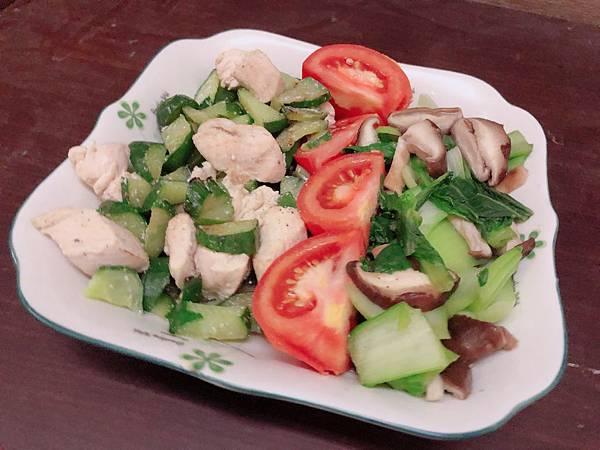 健康水煮餐