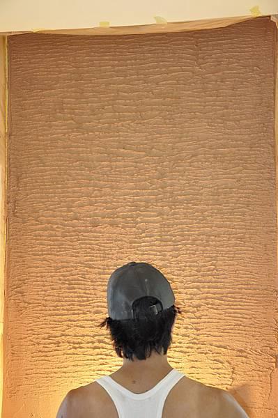 益康珪藻土塗料的案例 新竹六本木1