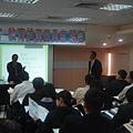 益康珪藻土塗料的教育推廣 台中市建築投資公會2011-12月4