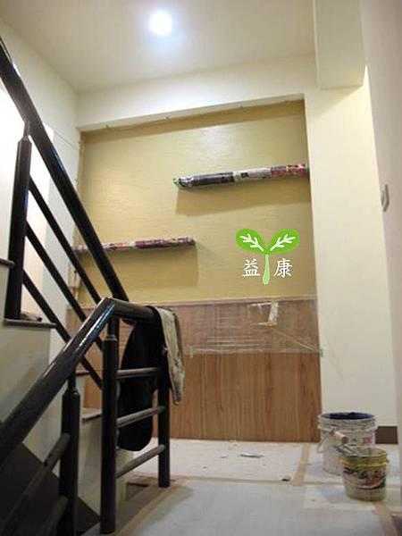 花蓮民宅-樓梯間