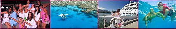 即將消失的世界遺產-嬉遊大堡礁