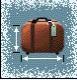 可上機行李箱建議大小-長56公分、寬36公分、高23公分