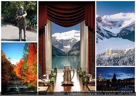 e世代旅遊 -加拿大洛磯山 露易斯湖城堡 Outlet(單飛)10天