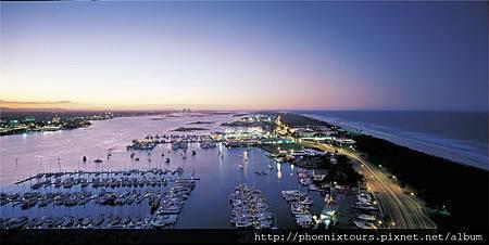 世界第一家凡賽斯精品飯店 Versace Hotel,Gold Coast