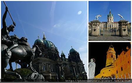 【文化深度遊】 ◎波茨坦、柏林、維也納、布拉格地區皆特別安排當地中文導遊,透徹瞭解文化古都的過去、現在與未來 ◎回程安排下午班機,當日仍安排遊覽活動,為遊客把握住任何的遊覽時光,絕對令您回憶滿行囊  ◎東歐絢麗風華12天(德國、捷克、奧地利、匈牙利)