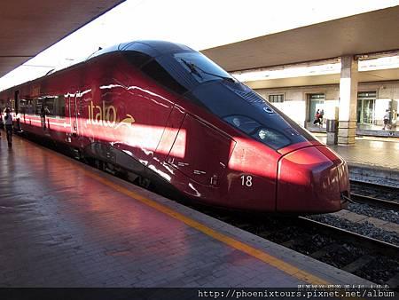 時尚與工藝的極致之美~法拉利火車