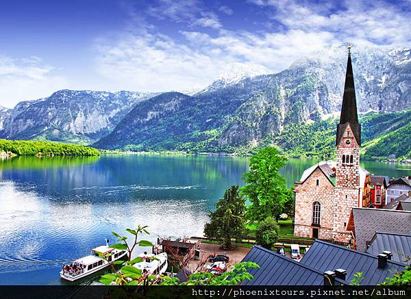奧地利_哈斯達特shutterstock_139406084_Hallstatt_Austria