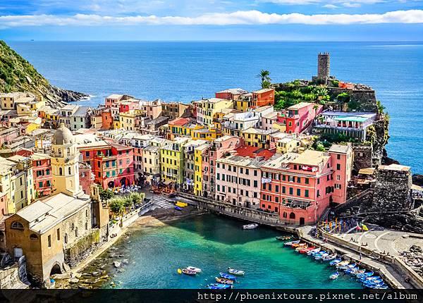 義大利五漁村shutterstock_156908369