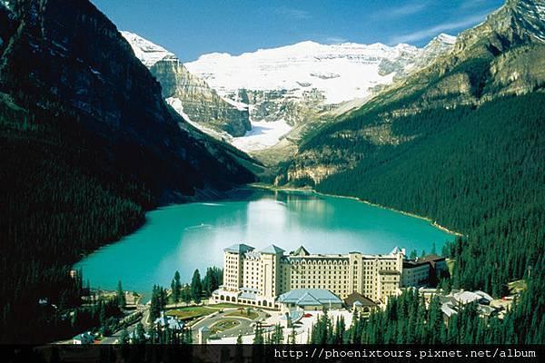 Banff Lake Louise Tourism網站下載ICON_summer_lake-louise_Fairmont_1h