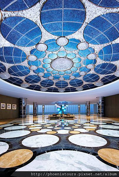 Jumeirah at Etihad Towers - The Oculus - Pre-Function Area