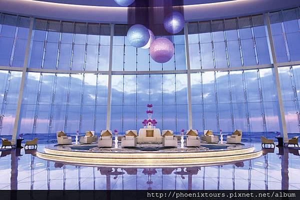 Jumeirah at Etihad Towers - Lobby Lounge