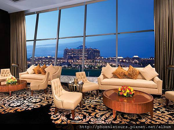 Jumeirah at Etihad Towers - Chairman Suite