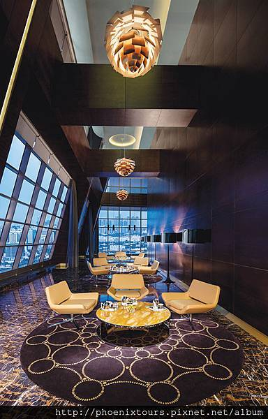Jumeirah at Etihad Towers - Observation Deck at 300