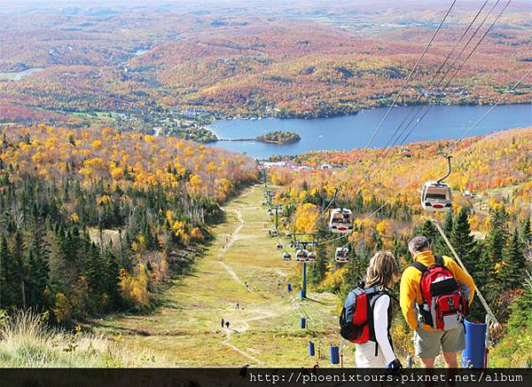 加拿大_川普朗Mont Tremblant_shutterstock_8525182