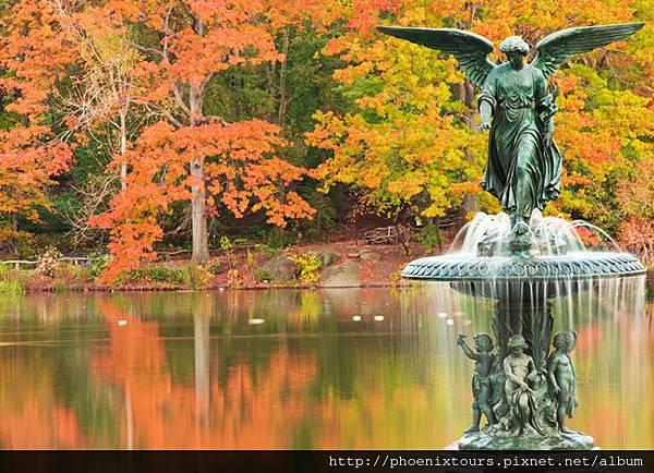 紐約中央公園shutterstock_88550617