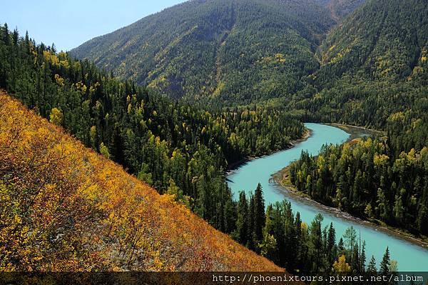 新疆喀納斯 (2)