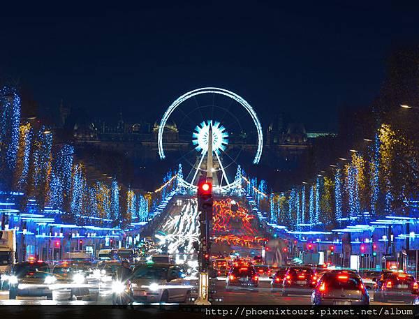 dreamstime_xl_45473486巴黎聖誕節