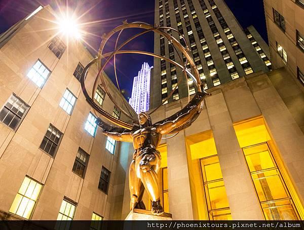 紐約dreamstime_l_53768008洛克斐勒中心