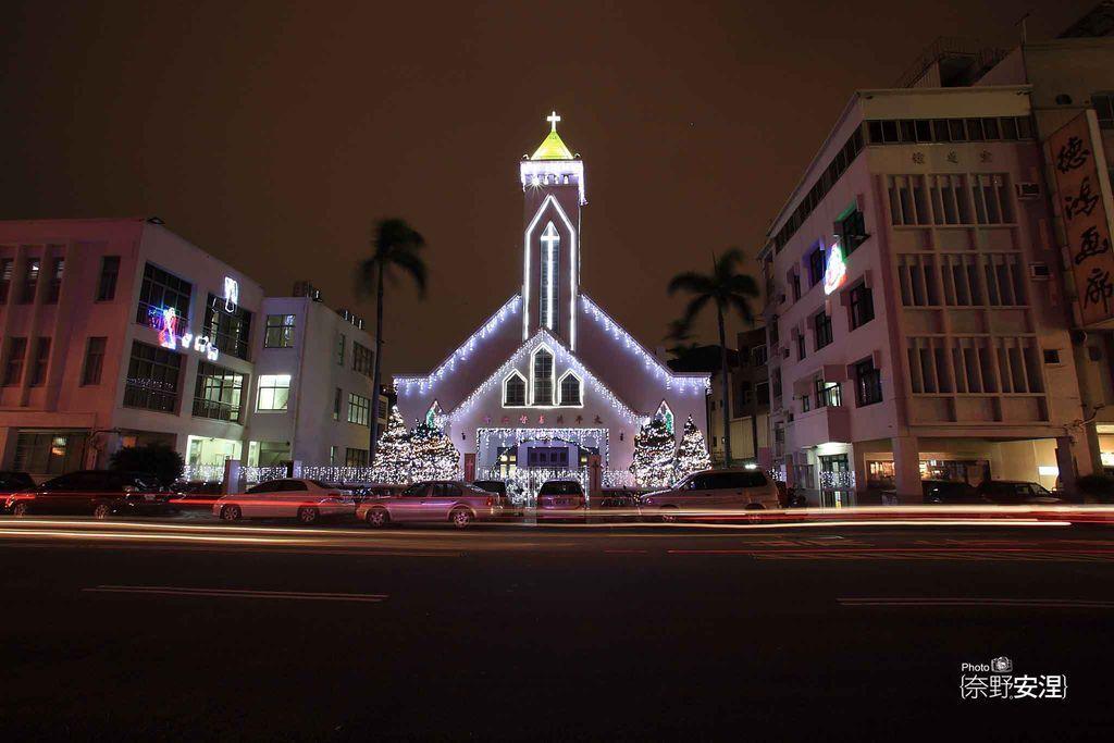 攝影人聖誕節必拍的太平境教會