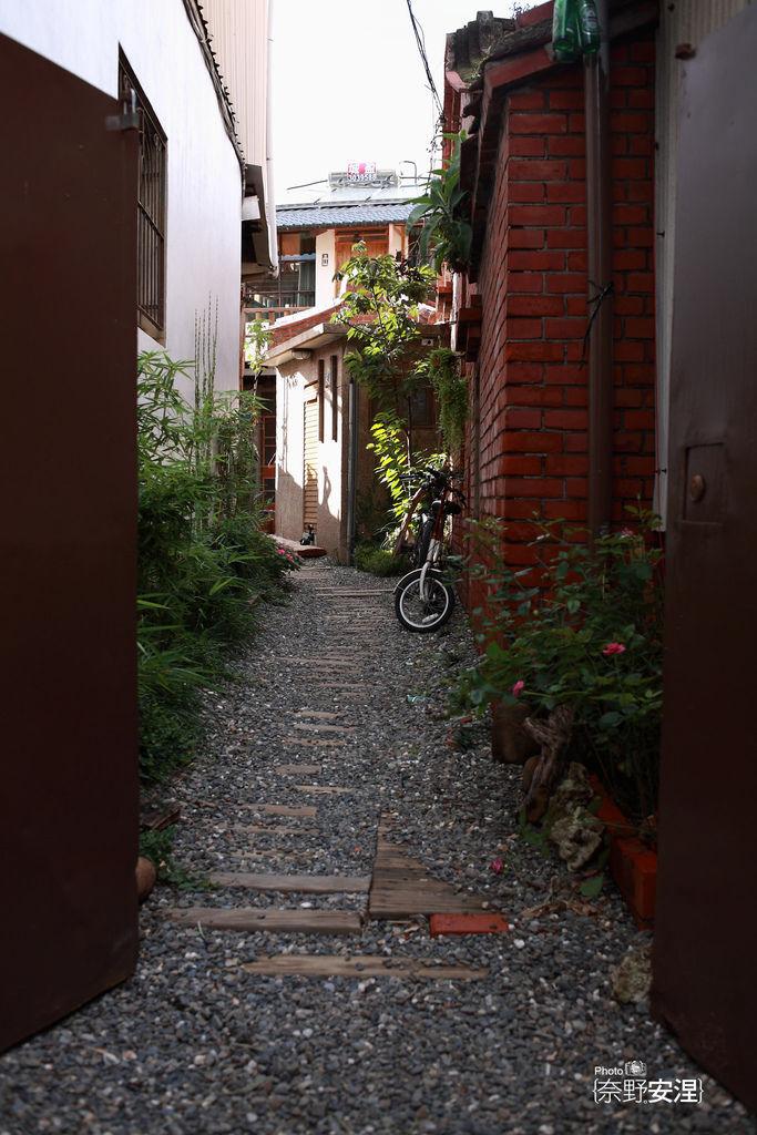 安平民宿 隱藏在鬧區の 漫步巷弄民宿 | 安平區.台南私藏景點