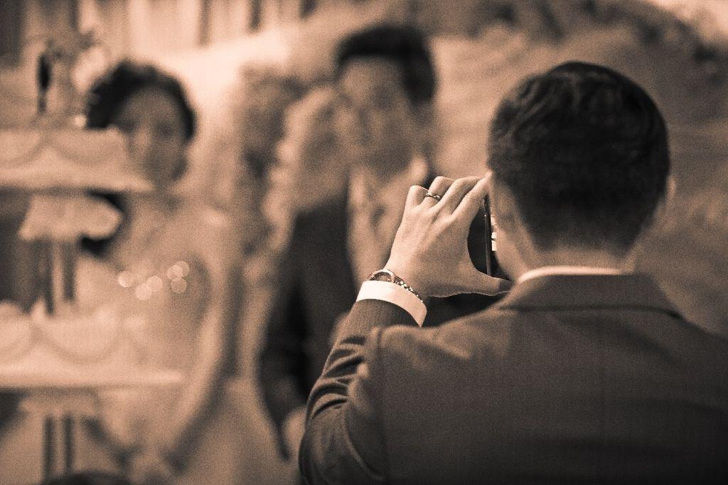 攝影師背後的攝影師(PBP)