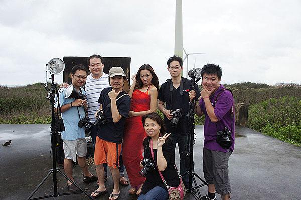 攝影學園2012年比基尼祭首場花絮