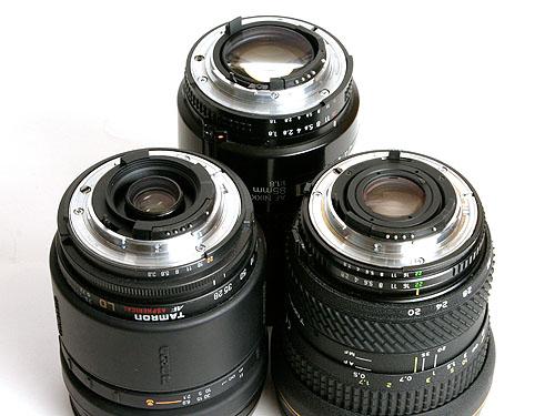 Nikon鏡頭