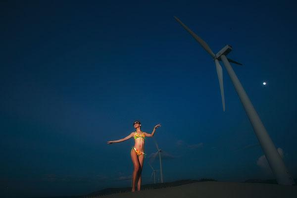 觀音大風車