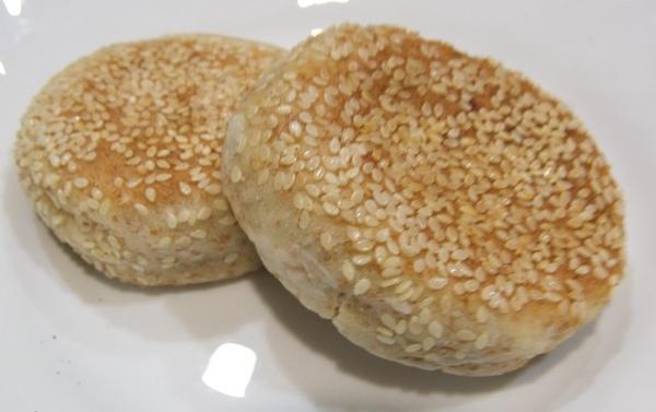 98.2.21湯種老麵全麥大鍋餅