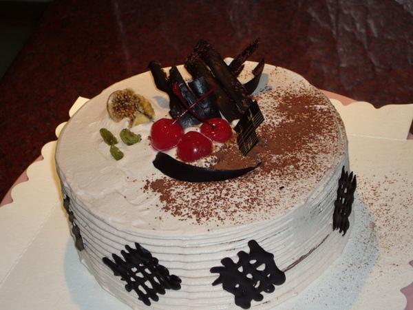 96.4.16柔柔4歲生日蛋糕