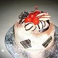 96.5.13母親節蛋糕(加裝飾)