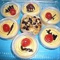 96.7.10芒果奶酪&香蕉蛋糕