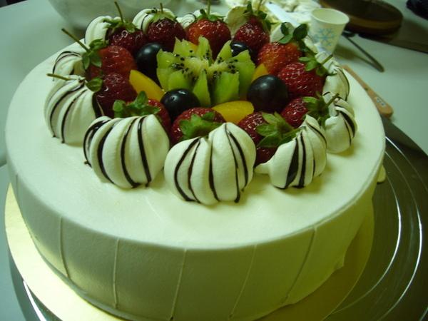 97.1.20美麗的貝瞉蛋糕