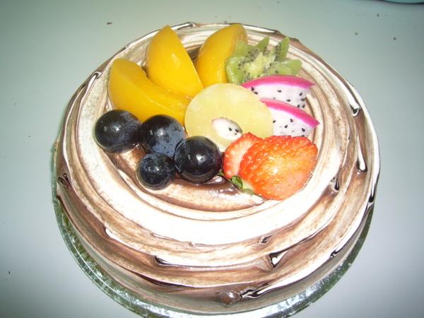 97.2.17蛋糕裝飾1-4圓弧形抹面