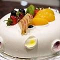 97.2.24湯匙刮洞造型蛋糕(草莓版)
