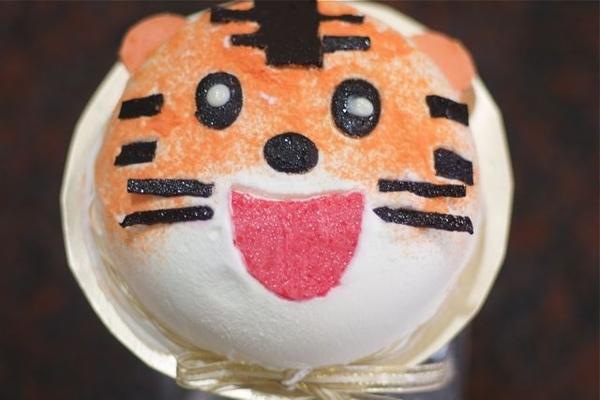 努努生日巧虎蛋糕