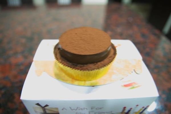 生巧克力蛋糕(引阿斌師)